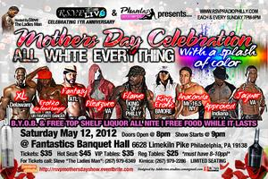 RSVP Mother's Day Celebration May 12, 2012