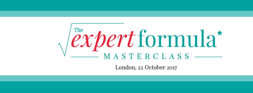 Expert Formula Masterclass