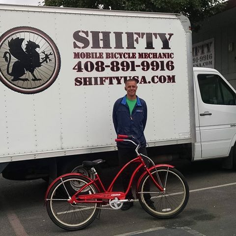 Shifty Cycles & Mobile Service