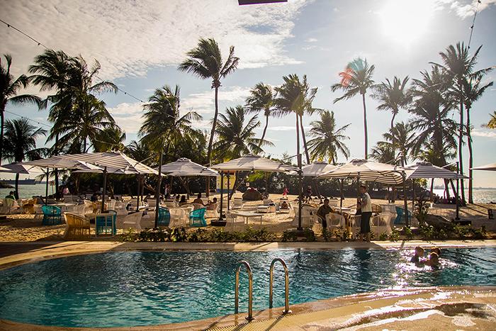 Ola Beach Club View