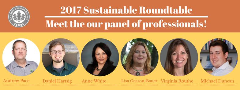 USGBC WI Roundtable Panelists