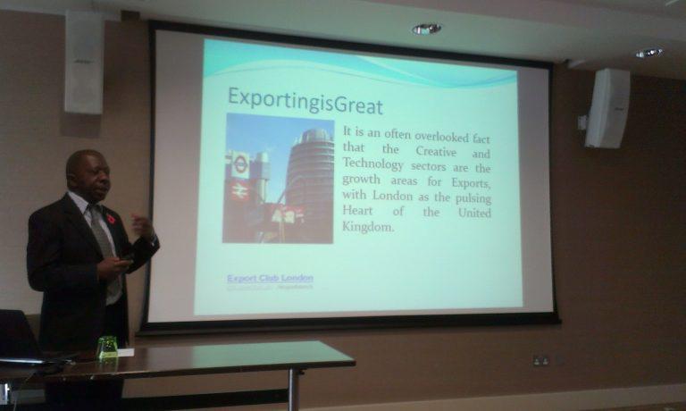 Export Club presents
