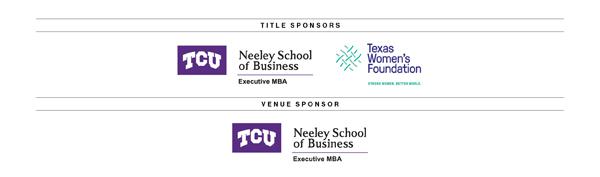 Women's Leadership Series Event Sponsors