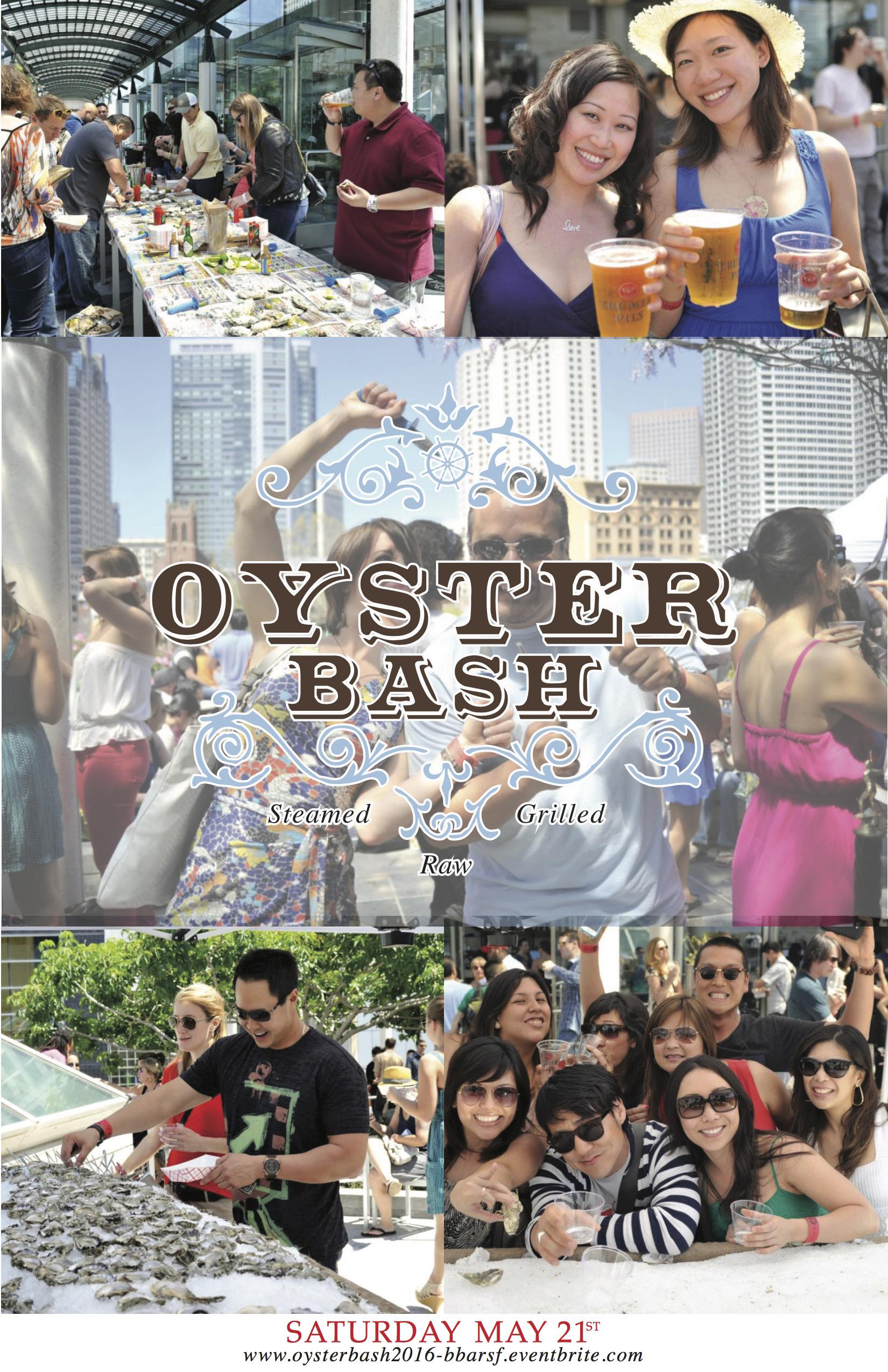 oyster bash