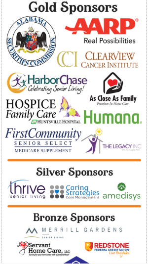 Caregiver College Sponsors