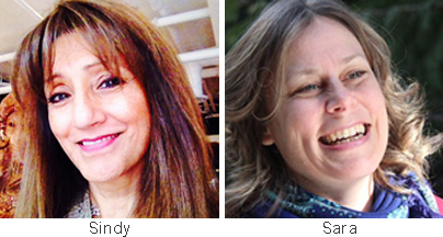 Sindy and Sara