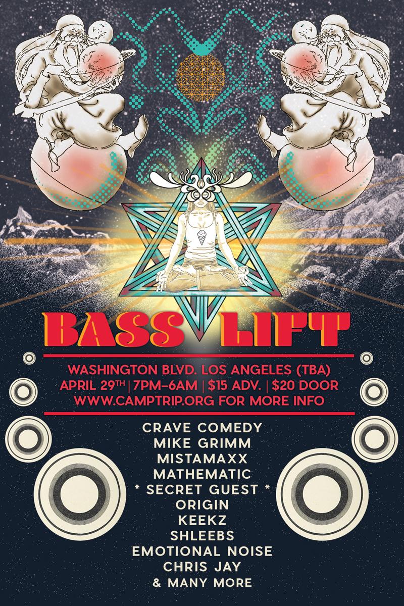 BassLift Flyer