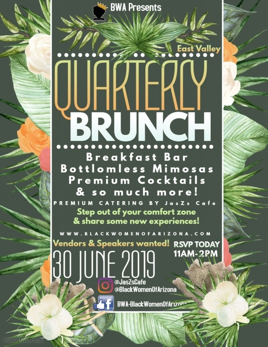 BWA East Valley Quarterly Brunch June 2019