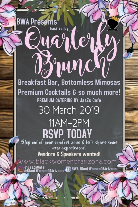BWA East Valley Quarterly Brunch March 2019