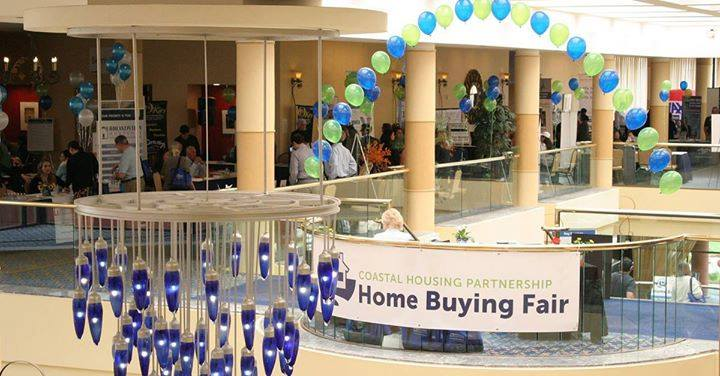 Photo of Coastal Housing Partnership's Home Buying Fair at Ventura Marriott