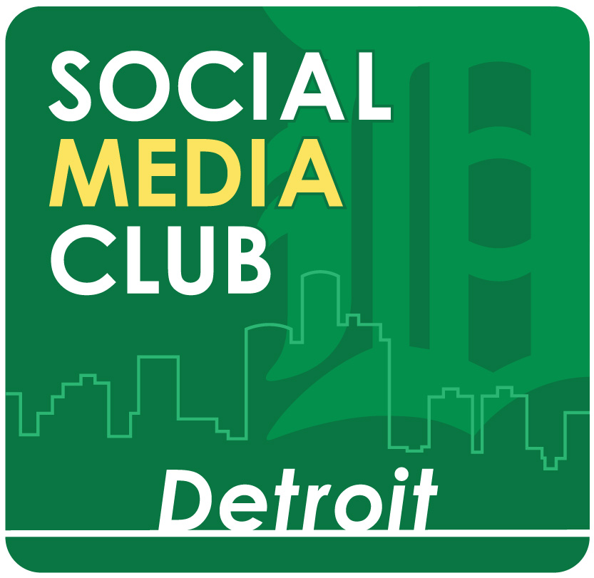 social media club Detroit logo