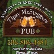 Tipsy McStaggers Pub
