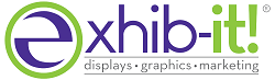 Exhib-It! logo and link to website