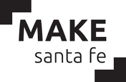 Make Santa Fe logo and link to website