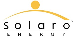 Solaro Energy logo and website link