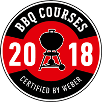 CERTIFIED WEBER BBQ COURSES 2018
