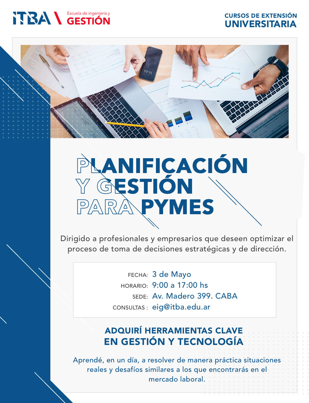 Planificación y Gestión de Pymes