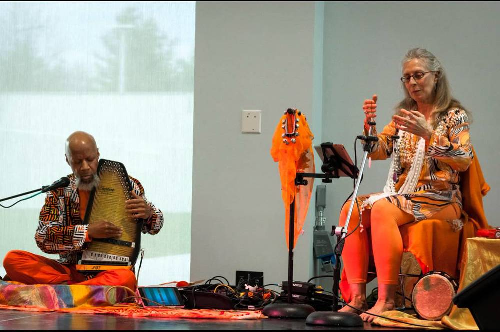 Arji and Laraaji