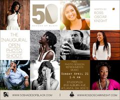 Inaugural 50 Shades of Black Open Photo Shoot