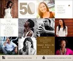 Inaugural 50 Shades of Black Open Photo Shoot