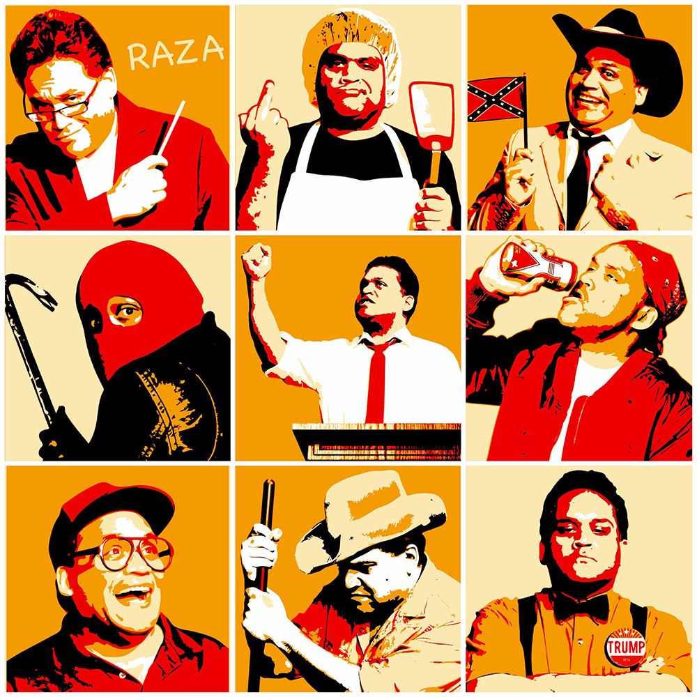 Barrio Daze Characters
