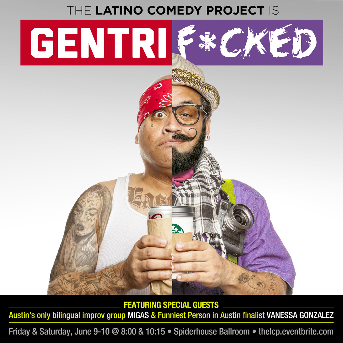 Latino Comedy Project Presents