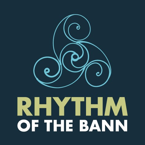 Rhythm of the Bann Logo