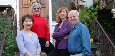 The Vancouver Piano Ensemble