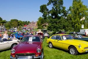 Scottish Borders Historic Motoring Extravaganza