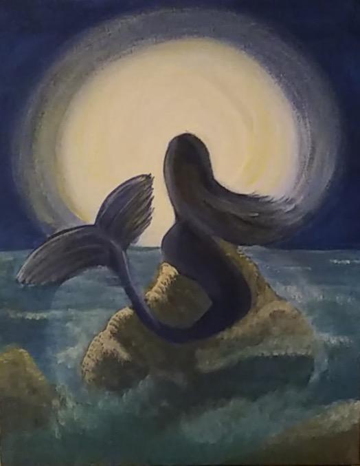 MermaidintheNight