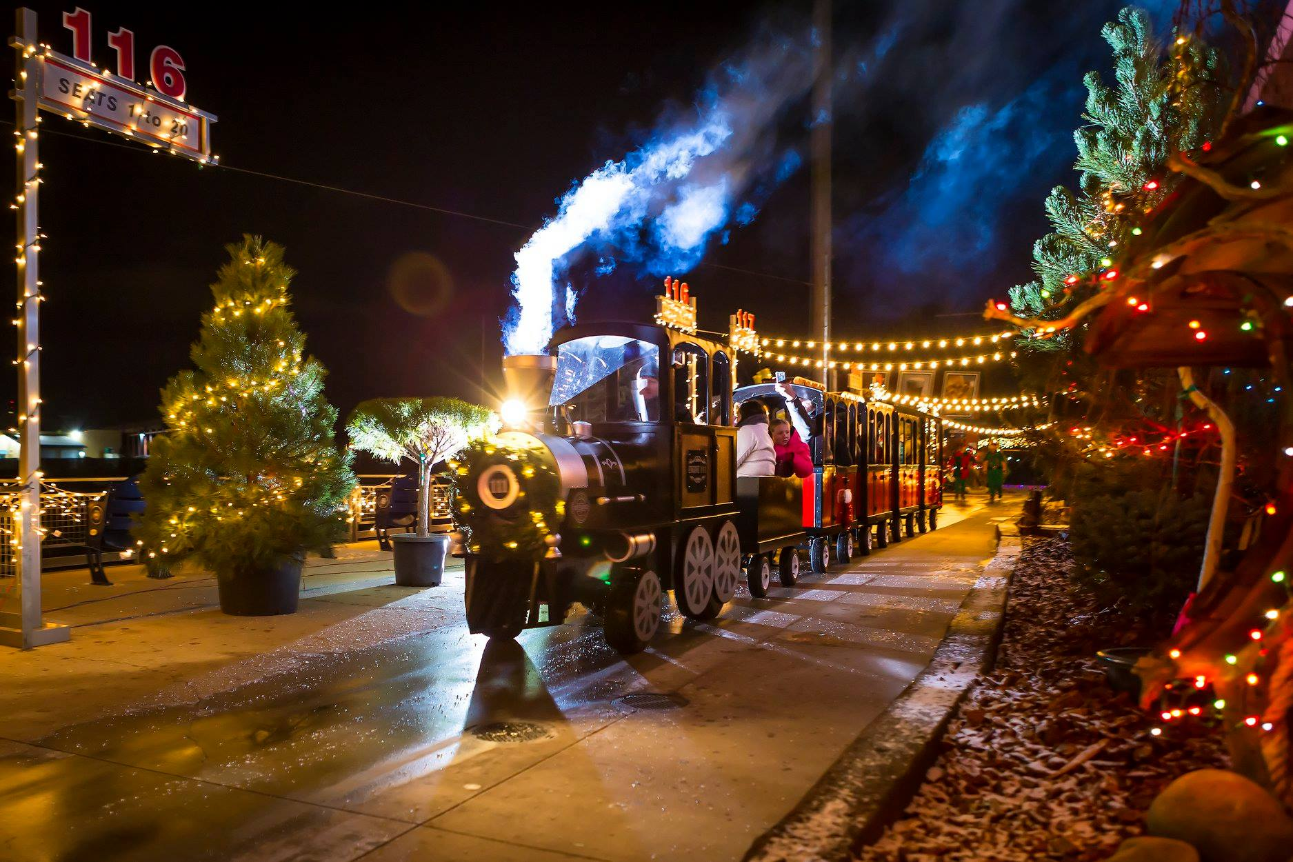 WinterFest Holiday Express Train