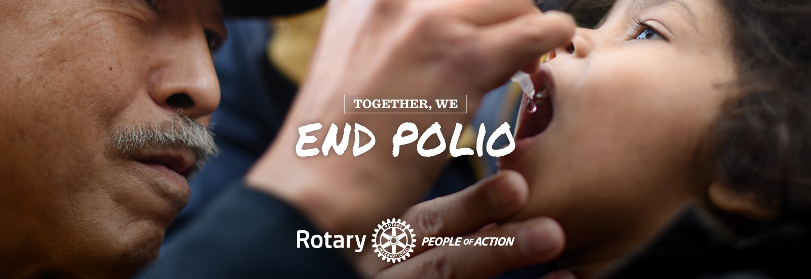 Rotary People of Action Polio