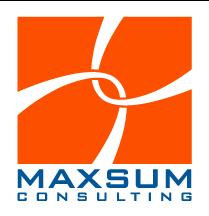 Maxsum Logo