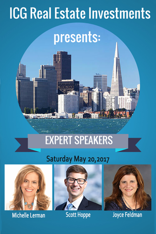 May 20th Expo Speakers