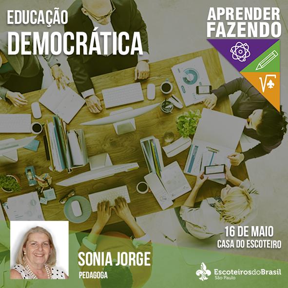 APRENDER FAZENDO - Educação Democrática