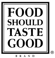 Food Should Taste Good Logo