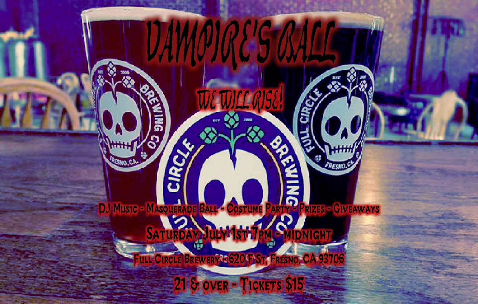 Vampire's Ball - Full Circle Brewery
