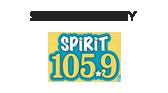 Sponsored by Spirit 105.9