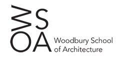 Woodbury School of Architecture logo