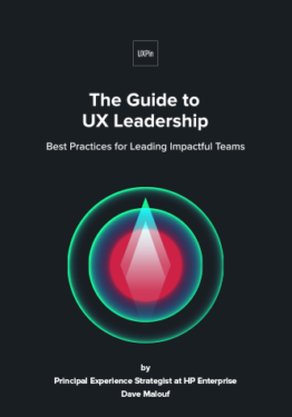 The guide to UX leadership