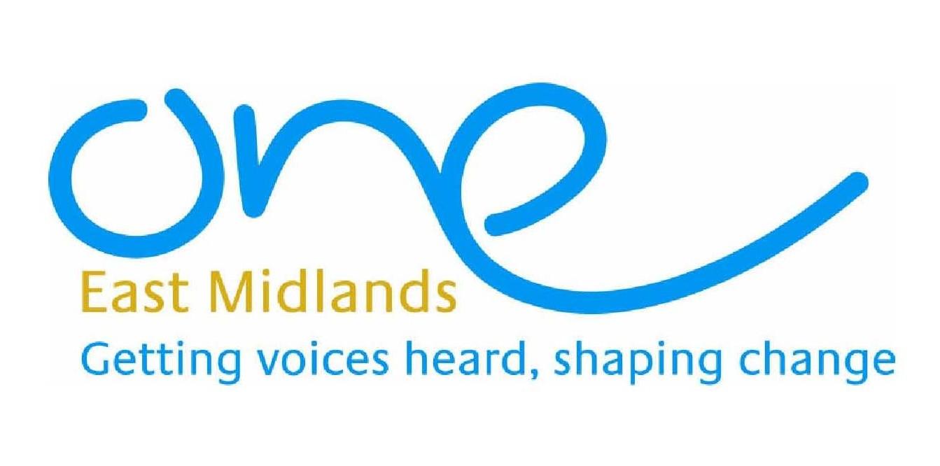 one east midlands logo