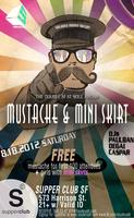The Mustaches & Mini-Skirts @ SOUL KRUSH!