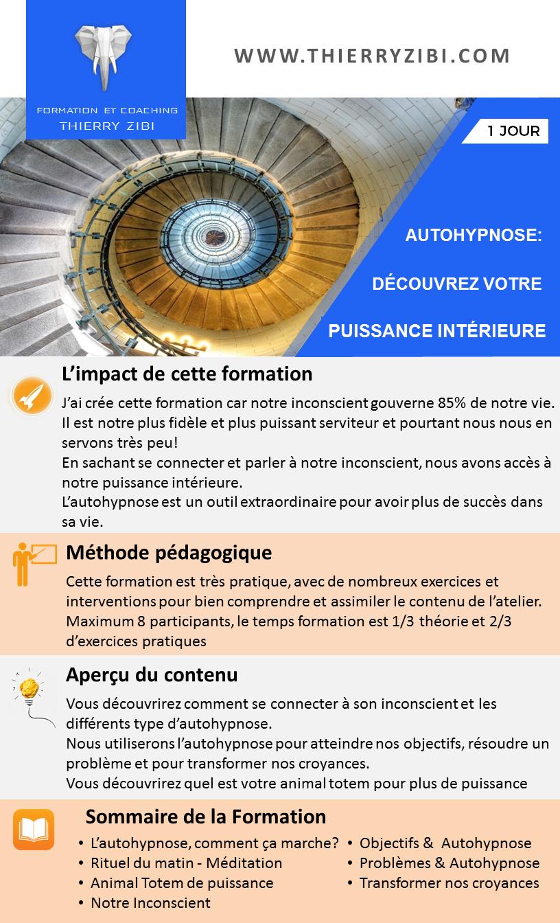 description atelir d'autohypnose