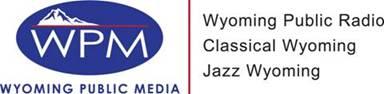 Wyoming Public Media logo
