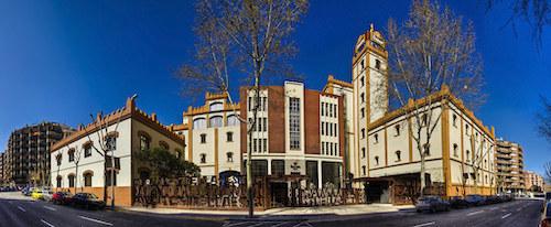 Antiga Fàbrica de Damm en Barcelona