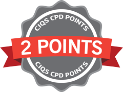 This event is eligible for 2 CPD points