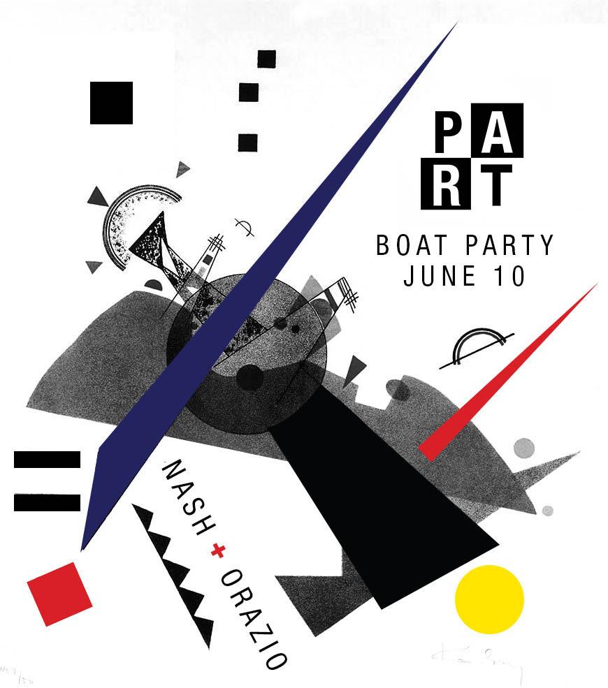 PA-RT Boat 2016 Nash & Orazio Rispo