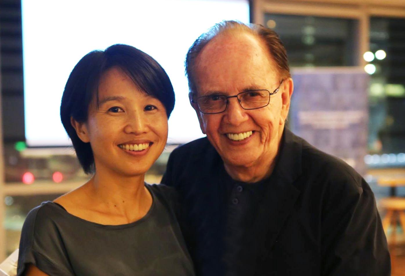 Paul and Masami