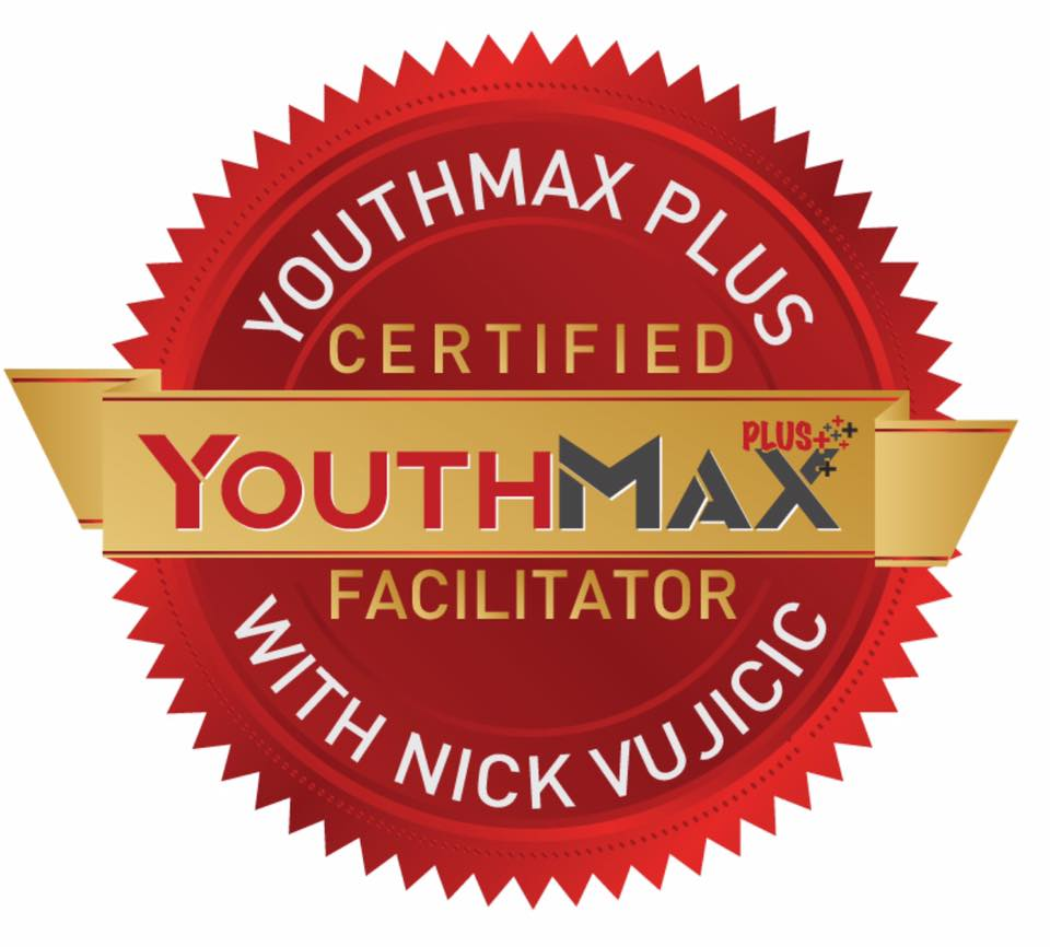 Nick Vucijic YouthMax Facilitator