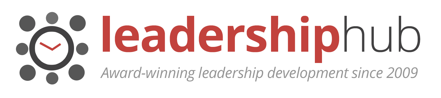 The Leadership Hub logo